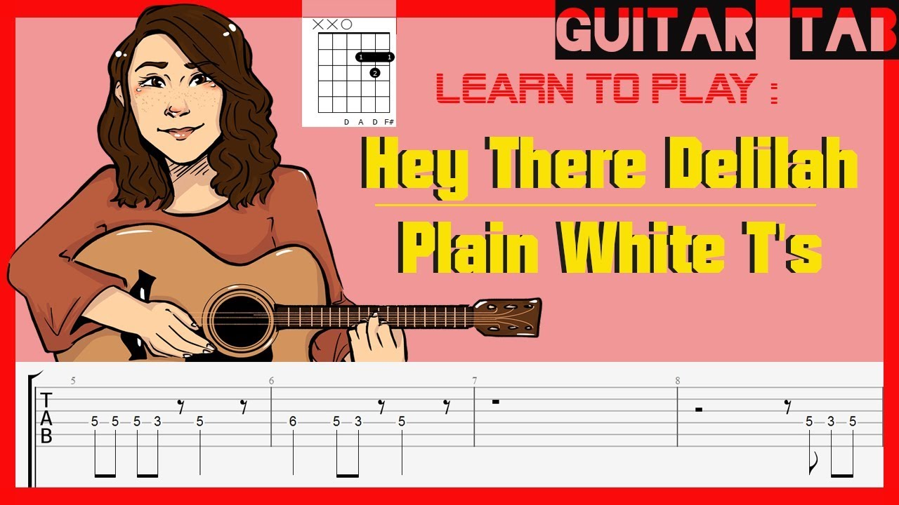 HEY-There-Delilah-Plain-White-T's