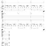 Tablature guitare - Christina Perri - A Thousand Years