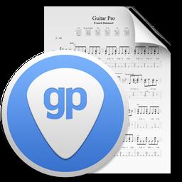 fichier guitar pro 6 (gpx)