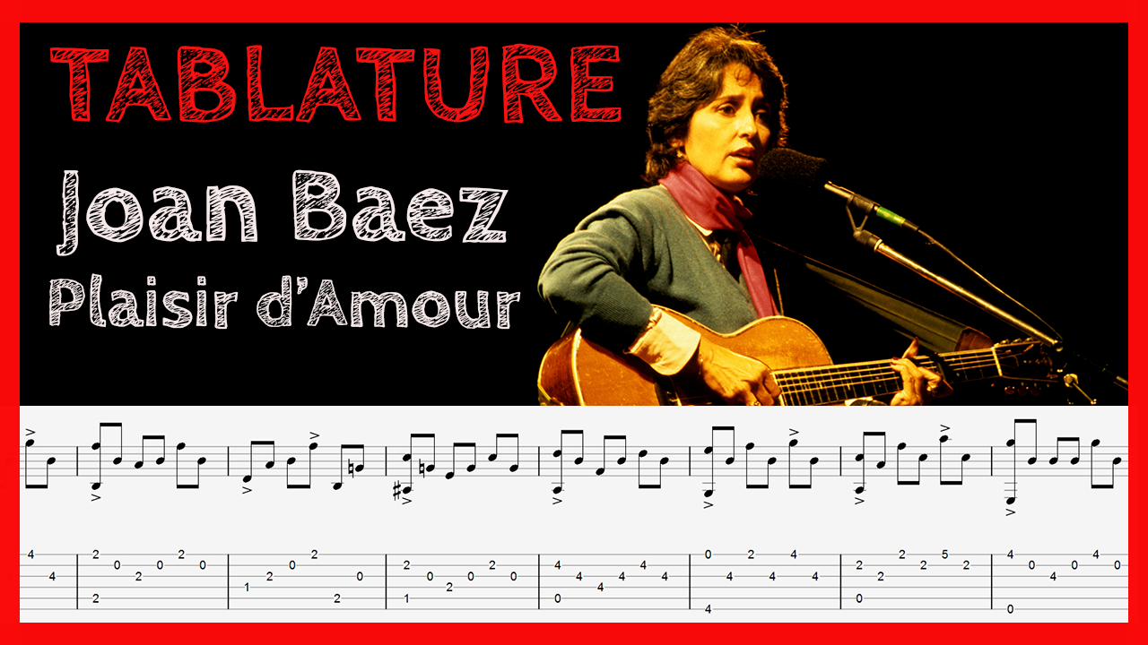 joan-baez-plaisir-d-amour-tablature