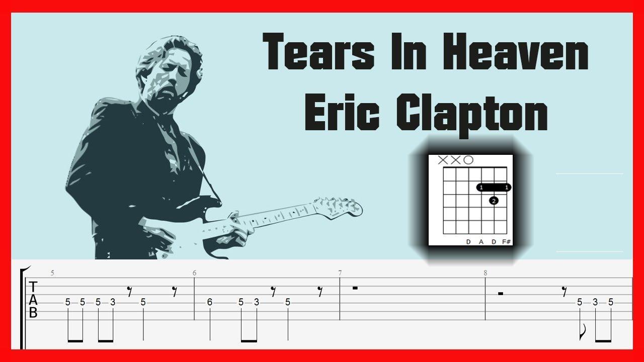 tablature-tears-in-heaven-eric-clapton